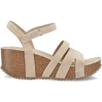 Schuhe Damen Sandalen / Sandaletten Docksteps DSE106442 Beige