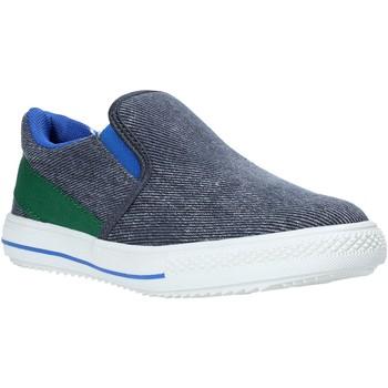 Schuhe Kinder Slip on Lumberjack SB78502 001 C06 Blau