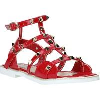 Schuhe Mädchen Sandalen / Sandaletten Joli JT0079S Rot