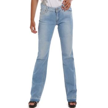 Kleidung Damen Jeans Fornarina BER1I98D834MM Blau