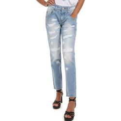 Kleidung Damen Jeans Fornarina BER1I95D832DU Blau
