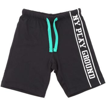 Kleidung Kinder Shorts / Bermudas Melby 70F5574 Schwarz
