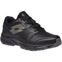 Schuhe Herren Sneaker Low Lotto 210693 Schwarz