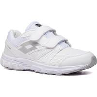 Schuhe Herren Sneaker Low Lotto 210694 Weiß