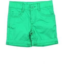 Kleidung Kinder Shorts / Bermudas Losan 015-9655AL Grün
