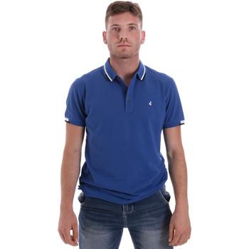Kleidung Herren Polohemden Navigare NV82113 Blau