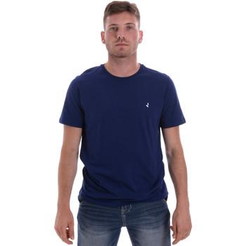 Kleidung Herren T-Shirts Navigare NV31126 Blau