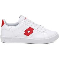 Schuhe Damen Sneaker Low Lotto 212077 Schwarz