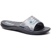 Schuhe Damen Pantoletten Lotto L49345 Schwarz