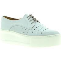 Schuhe Damen Derby-Schuhe Maritan G 210218 Weiß
