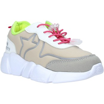 Schuhe Mädchen Sneaker Low Miss Sixty S20-SMS738 Grau