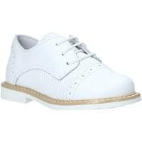 Schuhe Kinder Derby-Schuhe Melania ME1238B0S.A Weiß