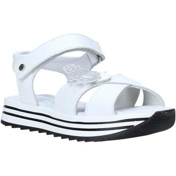 Schuhe Mädchen Sandalen / Sandaletten Melania ME4062D0S.A Weiß