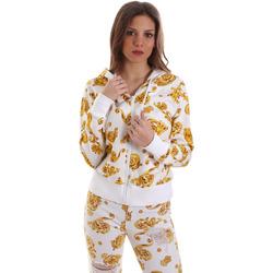 Kleidung Damen Sweatshirts Versace B6HVB796SN500003 Weiß