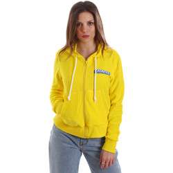 Kleidung Damen Sweatshirts Versace B6HVB79715633630 Gelb