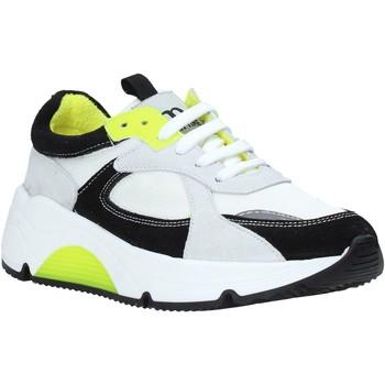Schuhe Kinder Sneaker Low Melania ME6207F0S.A Schwarz