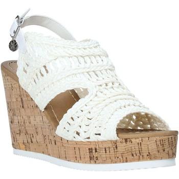 Schuhe Damen Sandalen / Sandaletten Gold&gold A20 GJ265 Weiß