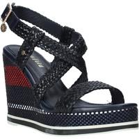 Schuhe Damen Sandalen / Sandaletten Gold&gold A20 GJ346 Blau