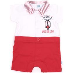 Kleidung Mädchen Overalls / Latzhosen Melby 20P7370 Rot