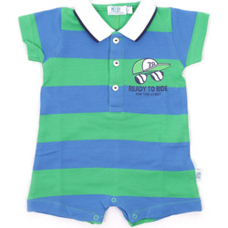 Kleidung Kinder Overalls / Latzhosen Melby 20P7130 Blau