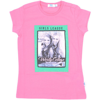 Kleidung Mädchen T-Shirts Melby 70E5645 Rosa