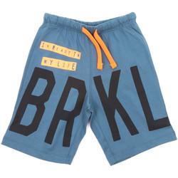 Kleidung Kinder Badeanzug /Badeshorts Melby 70F5574 Blau