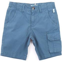 Kleidung Kinder Shorts / Bermudas Melby 79G5584 Blau