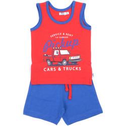 Kleidung Jungen Kleider & Outfits Melby 90L9120 Rot