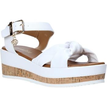 Schuhe Damen Sandalen / Sandaletten Gold&gold A20 GJ272 Weiß