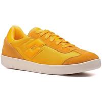 Schuhe Herren Sneaker Low Lotto 210755 Gelb