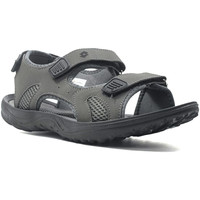 Schuhe Herren Sportliche Sandalen Lotto L52292 Grau