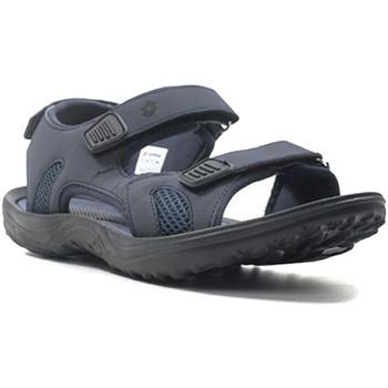 Schuhe Herren Sportliche Sandalen Lotto L52292 Blau