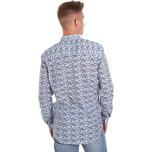 Sseinse CE508SS Blau - Kleidung Langärmelige Hemden Herren 5500 5vEia
