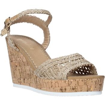 Schuhe Damen Sandalen / Sandaletten Gold&gold A20 GJ263 Beige