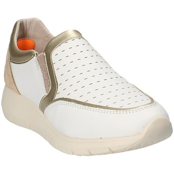 Schuhe Damen Slip on Impronte IL181582 Weiß