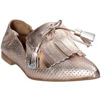 Schuhe Damen Slipper Mally 6190 Rosa