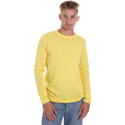 Kleidung Herren Pullover Sseinse ME1504SS Gelb