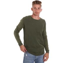 Kleidung Herren Pullover Sseinse ME1510SS Grün
