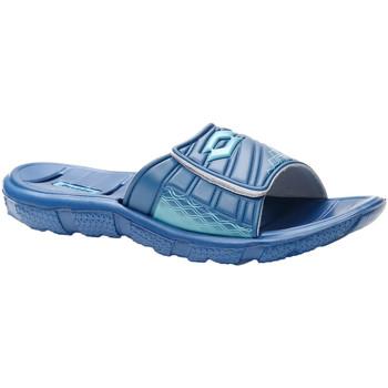 Schuhe Herren Pantoletten Lotto 211100 Blau
