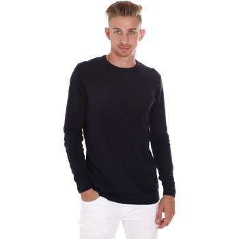 Kleidung Herren Pullover Sseinse ME1504SS Blau