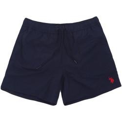 Kleidung Herren Badeanzug /Badeshorts U.S Polo Assn. 56488 52458 Blau