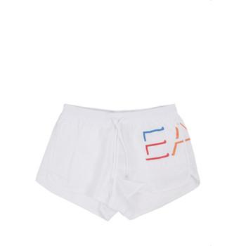 Kleidung Herren Badeanzug /Badeshorts Ea7 Emporio Armani 902024 0P739 Weiß