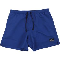 Kleidung Herren Badeanzug /Badeshorts Ea7 Emporio Armani 902000 0P730 Blau