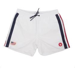 Kleidung Herren Badeanzug /Badeshorts U.S Polo Assn. 58450 52458 Weiß
