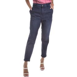 Kleidung Damen Jeans Gas 365786 Blau