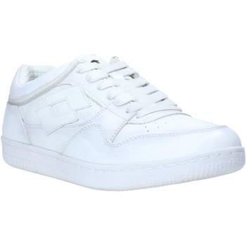 Schuhe Herren Sneaker Low Lotto L55815 Weiß