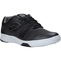 Schuhe Herren Sneaker Low Lotto 210650 Schwarz