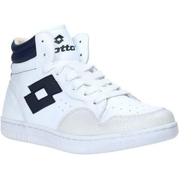 Schuhe Herren Sneaker High Lotto L56883 Weiß