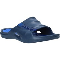 Schuhe Herren Pantoletten Lotto L49342 Blau