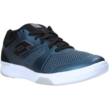 Schuhe Herren Sneaker Low Lotto 210650 Blau